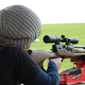 Competition Air Rifles