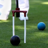 Competition croquet