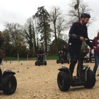 Off Road Segways