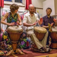 Drum & Rhythm Workshop - Eventive