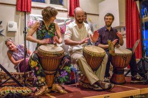 Drum & Rhythm Workshop - Eventive