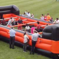 Human Table Football - Eventive