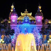 Monte Carlo evening