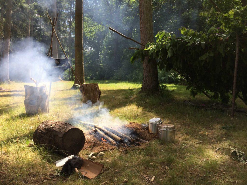 Bushcraft & Woodland Skills - Eventive