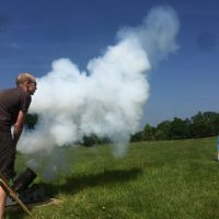 Cannon Firing - Eventive