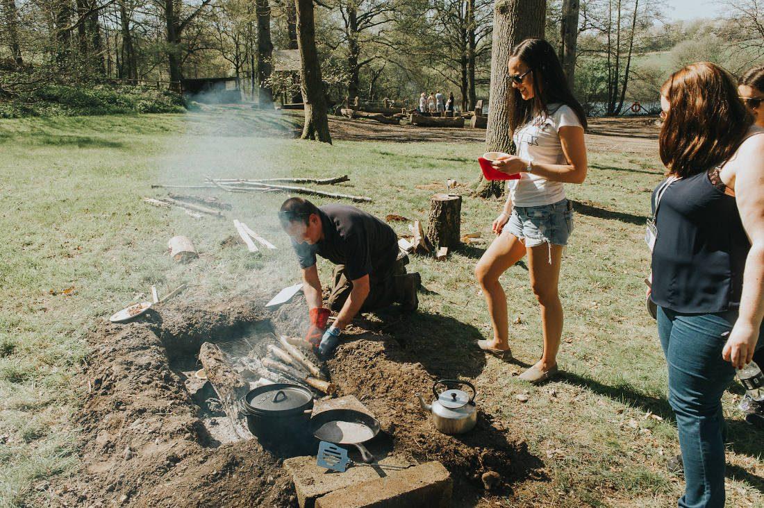 Gourmet Bush Cooking - Eventive